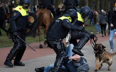 Doodgezwegen: politiegeweld tegen de eigen burger